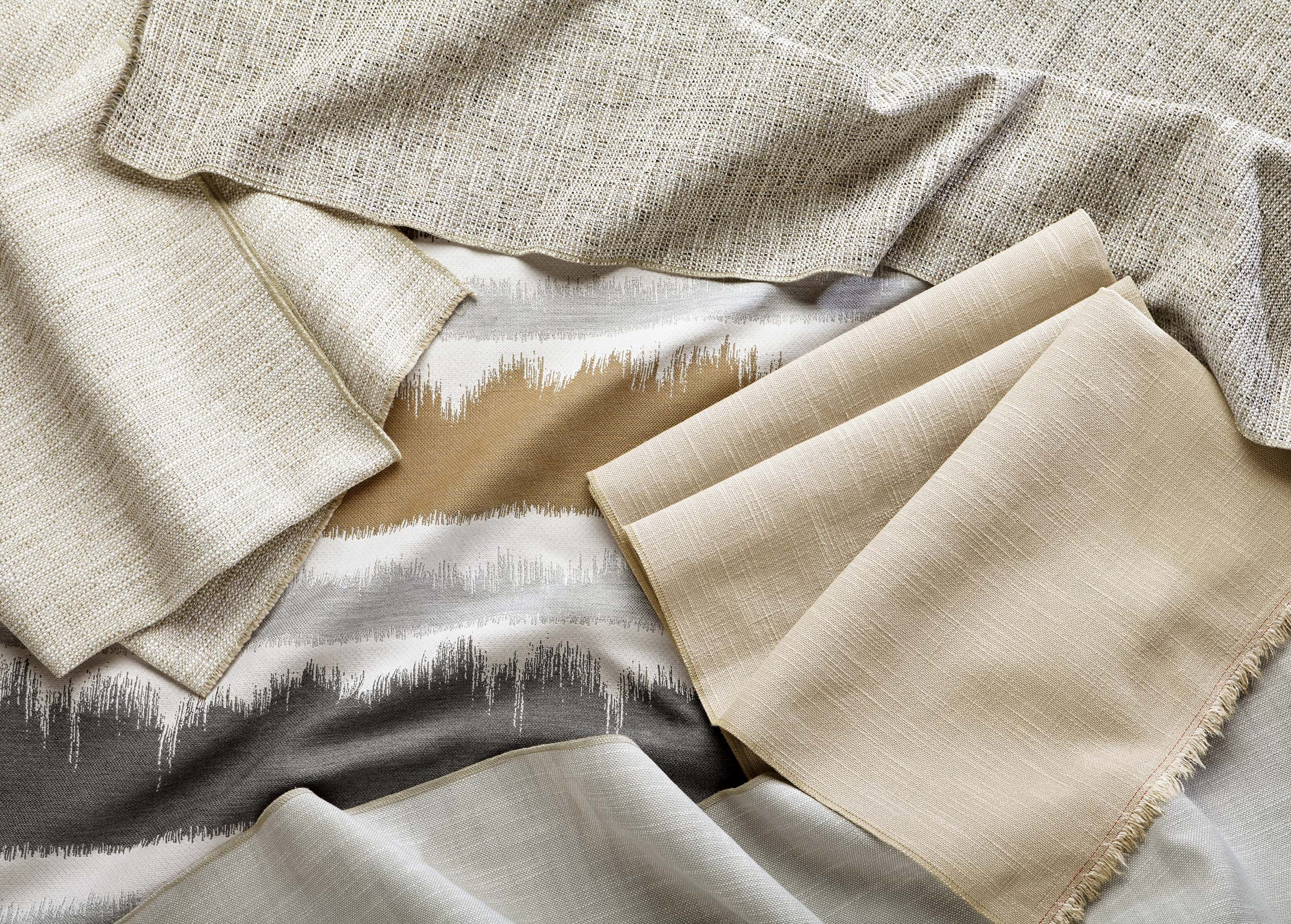 Shades of Sand Fabric Collection Main Image