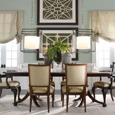 Semiformal Dress Dining Room