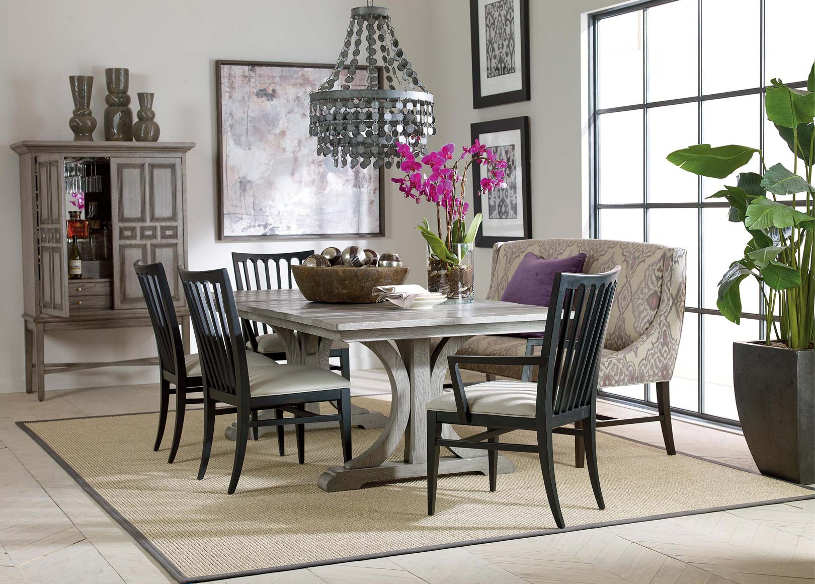 Mixed Menu Dining Room | Ethan Allen | Ethan Allen