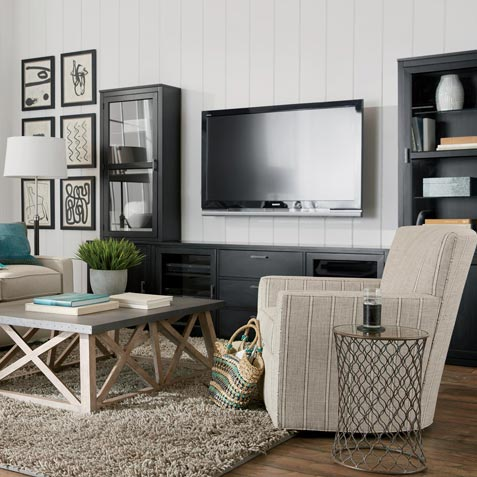 Shop Media Rooms | Ethan Allen | Ethan Allen
