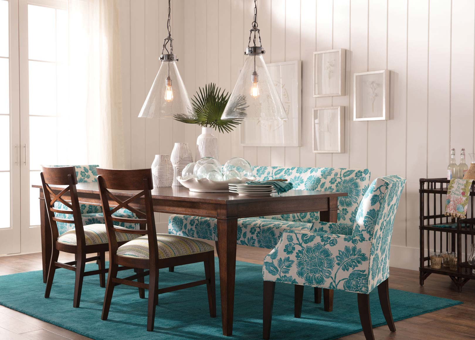 Bold & Beautiful Dining Room Main Image