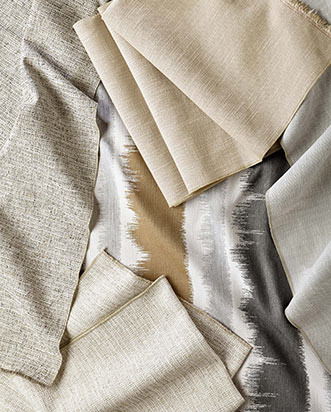 Shades of Sand Fabric Collection