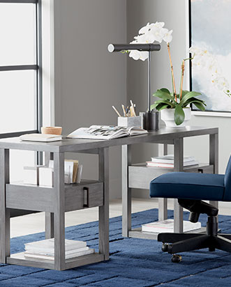 Shop Home Office Furniture Sets Collections Ethan Allen Ethan - Desks for home office ethan allen