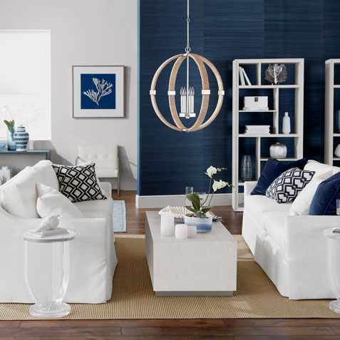 Living Room Decorating Ideas | Living Room Inspiration | Ethan Allen