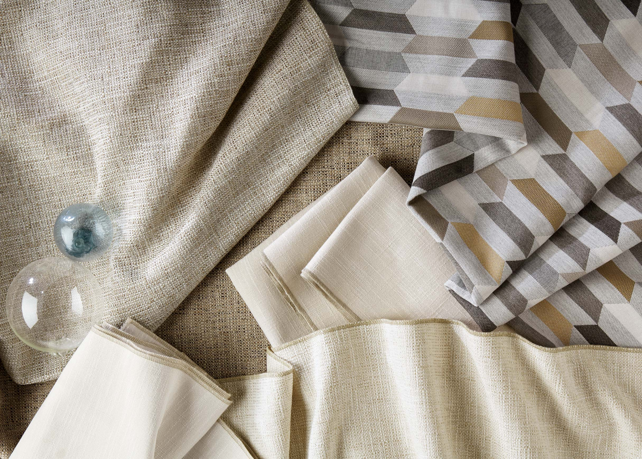 Natural Neutral Fabric Collection Main Image