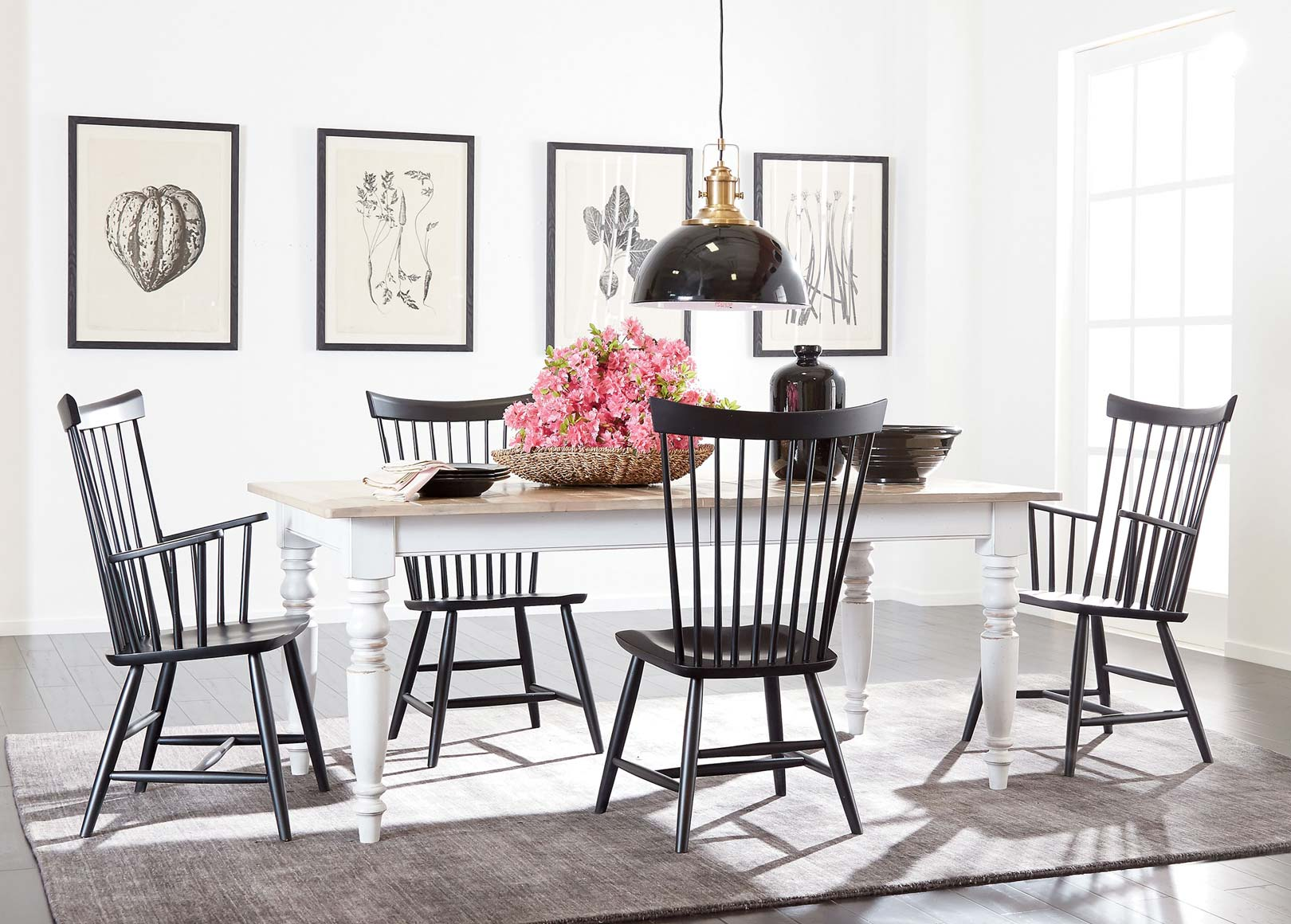 Farm To Table Dining Room Main Image Ethan Allen