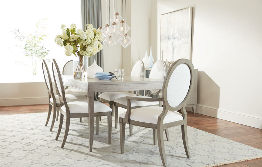 Relaxed Modern Dining Room Main Image