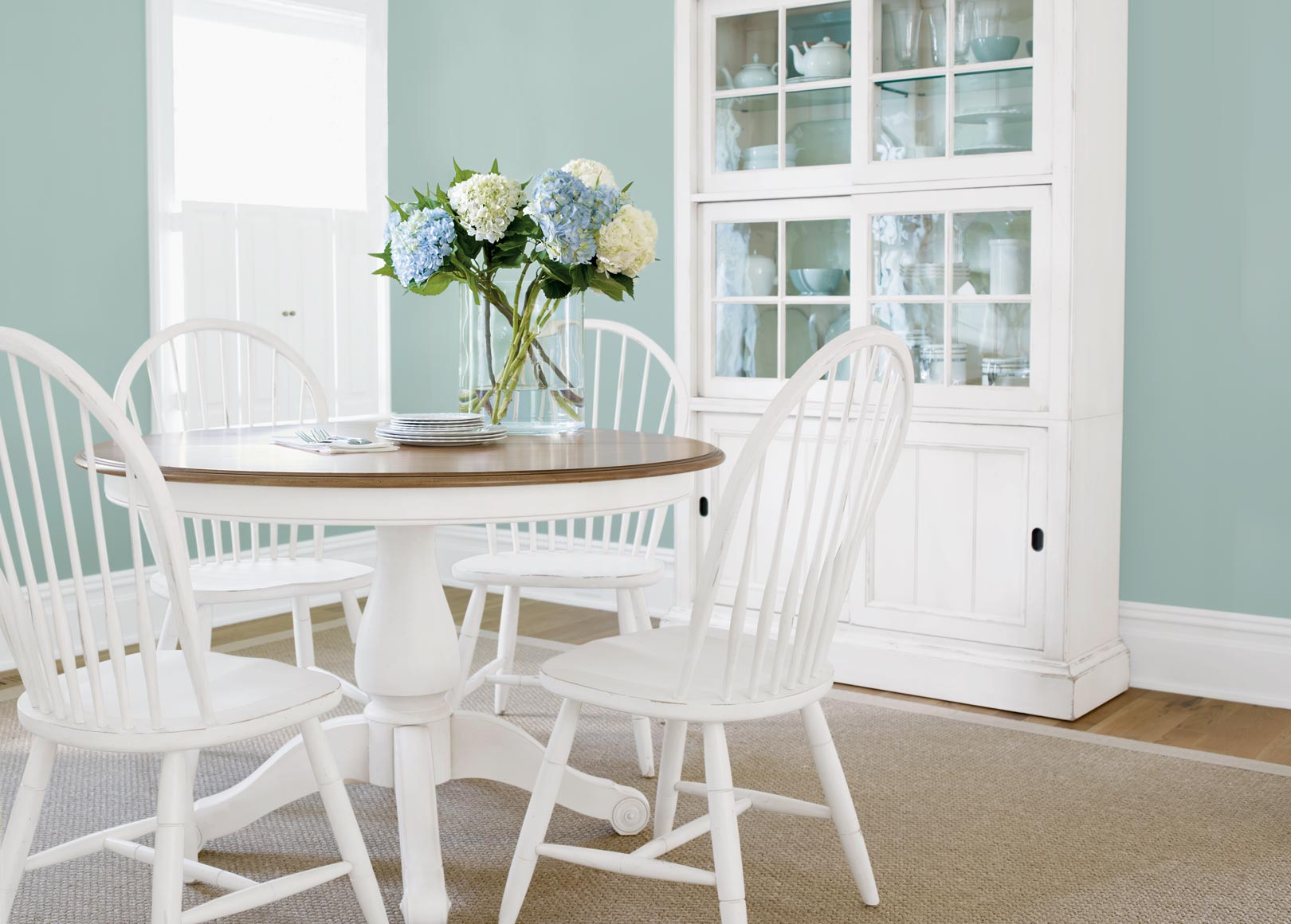 Modern Country Dining Room Main Image