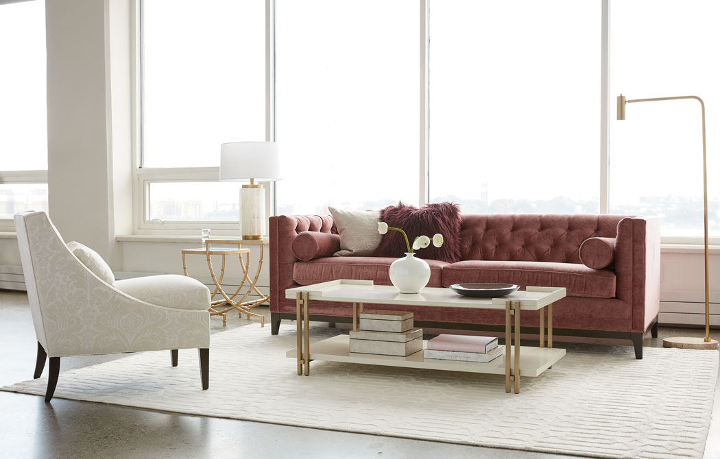 Modern Glam Living Room Main Image