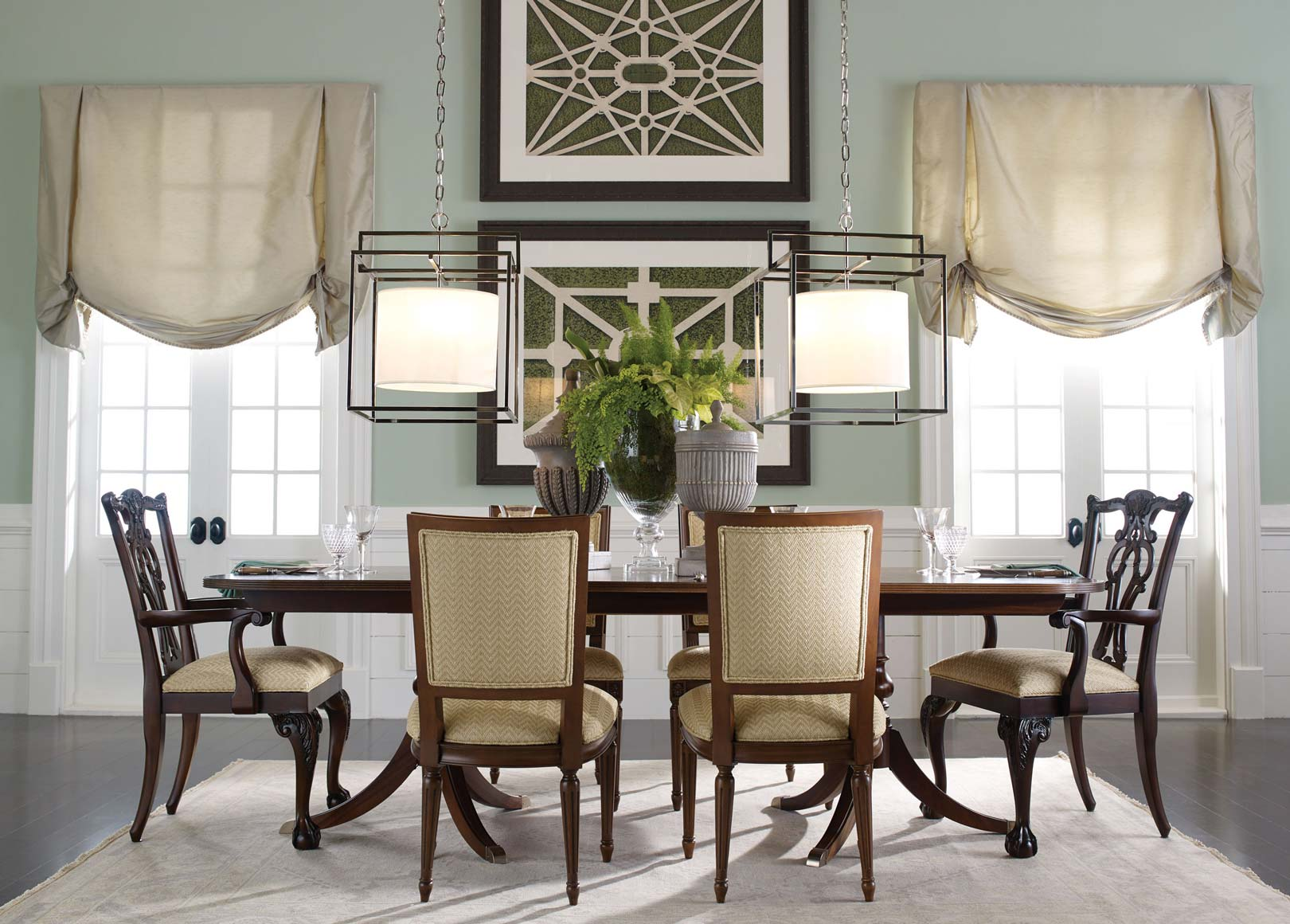 Semiformal Dress Dining Room Main Image
