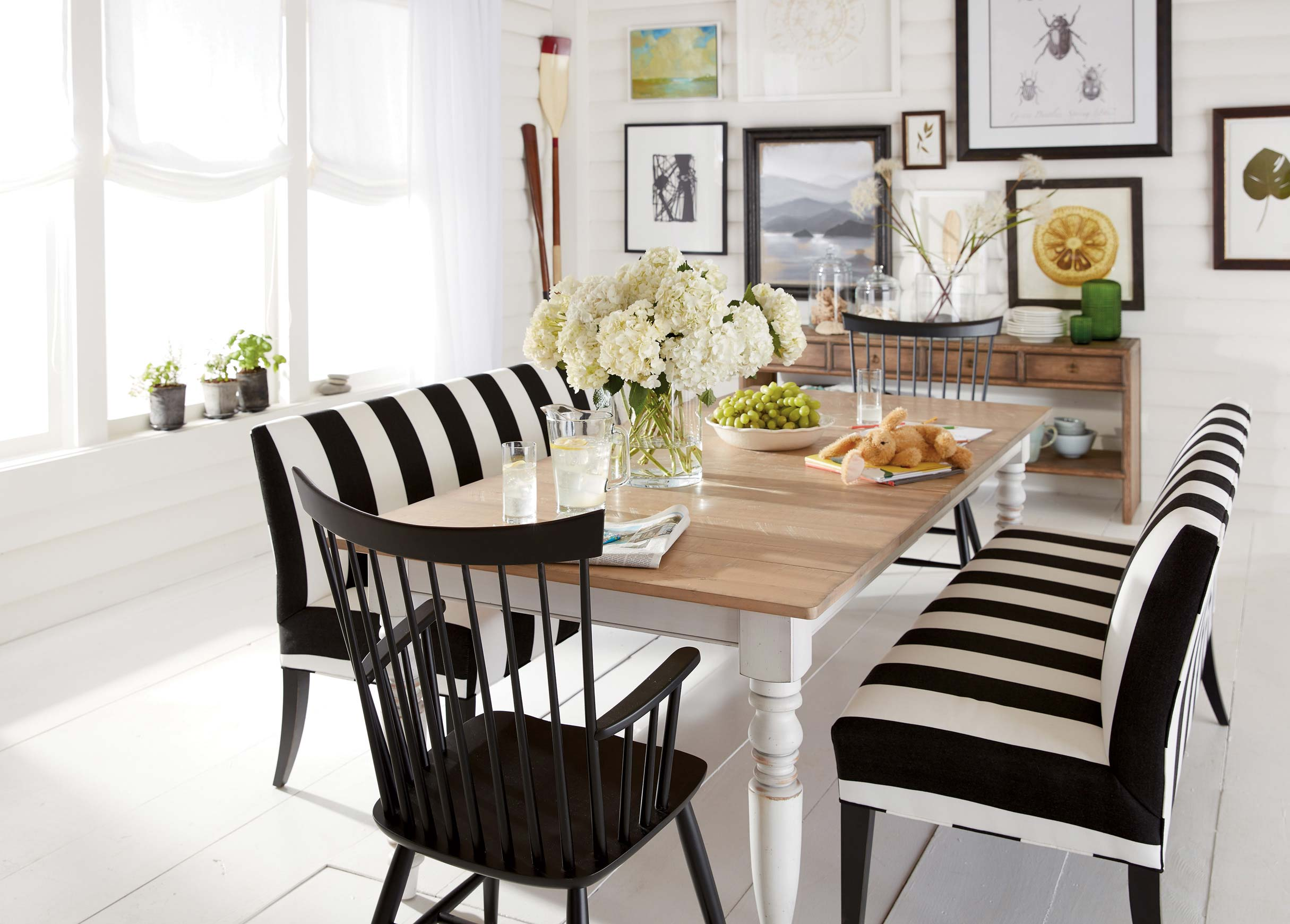 Bench Warmer Dining Room Main Image
