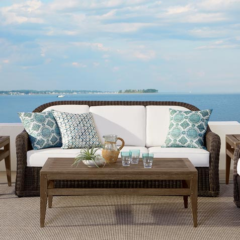 Willow Bay Seaside Patio Tile