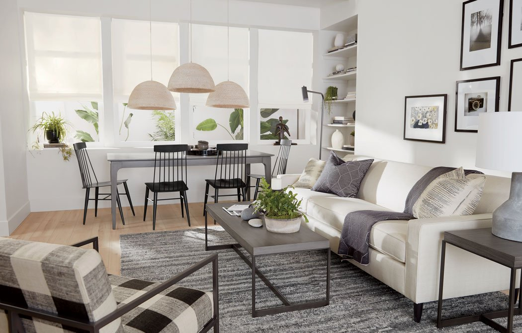 Small Space Living Room | Ethan Allen