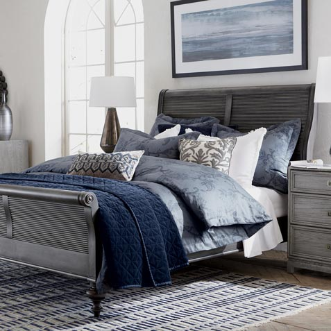 Island Inspired Bedroom