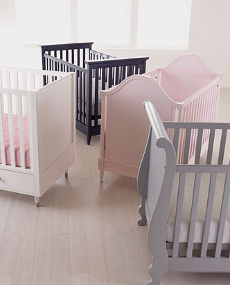 Ethan Allen Disney Nursery Explore Cribs
