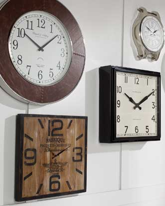 CLOCKS. Shop Home D cor   Home Accents and Room Decorations   Ethan Allen