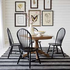 Cottage Industry Dining Room