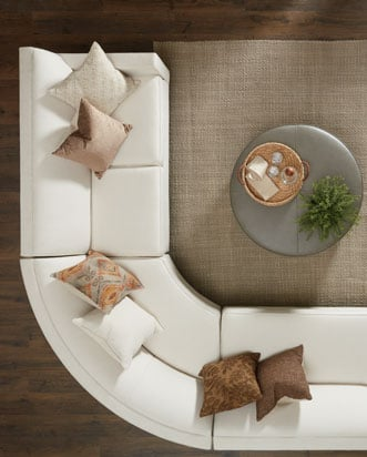 Sofas · EXPLORE. Sectionals
