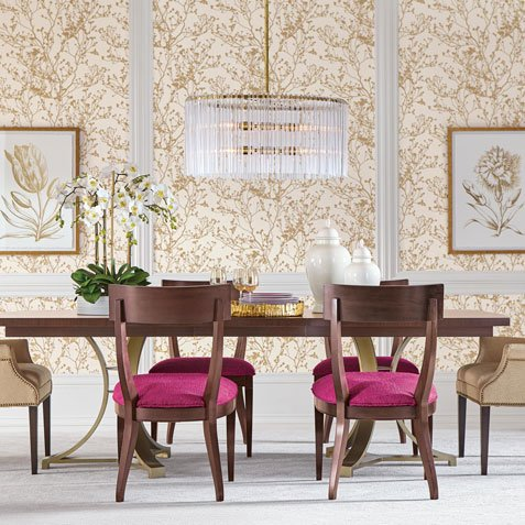 Dining Room Furniture Modern, Ethan Allen Dining Room Chairs