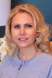 Designer Natalia Nikitina