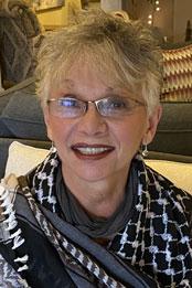 Designer Elizabeth Bunkartas