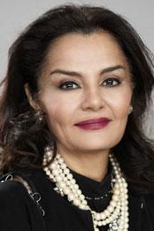 Designer Maha Turkmani