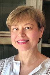 Designer Maria Ashaboglu