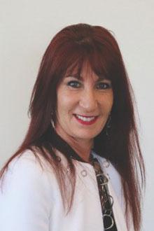 Designer Kathleen O'Malley-Beckett