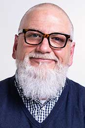 Designer Chris Hickman