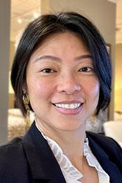 Designer Morgan Tsai