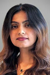 Designer Shruti Balakrishnan