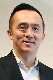 Designer David Ong