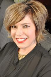 Designer  Christine Gareau