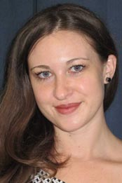 Designer Amy Elliott
