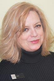 Designer Linda Reutershan