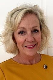 Designer Mary Blaisdell