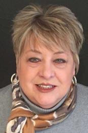 Designer Gayle Bradley