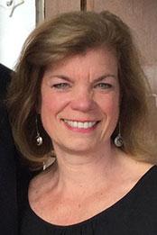 Designer Kristin Forster