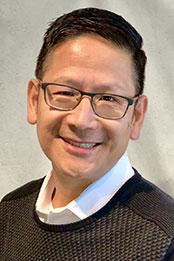Designer Peter Li