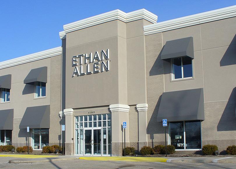 Merveilleux Ethan Allen