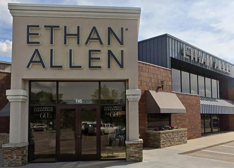 Edina, MN Furniture Store  Ethan Allen  Ethan Allen
