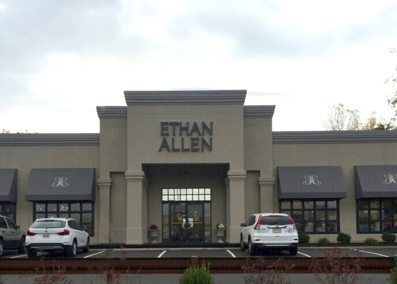Allentown pa furniture store ethan allen for Living room yoga emmaus pa