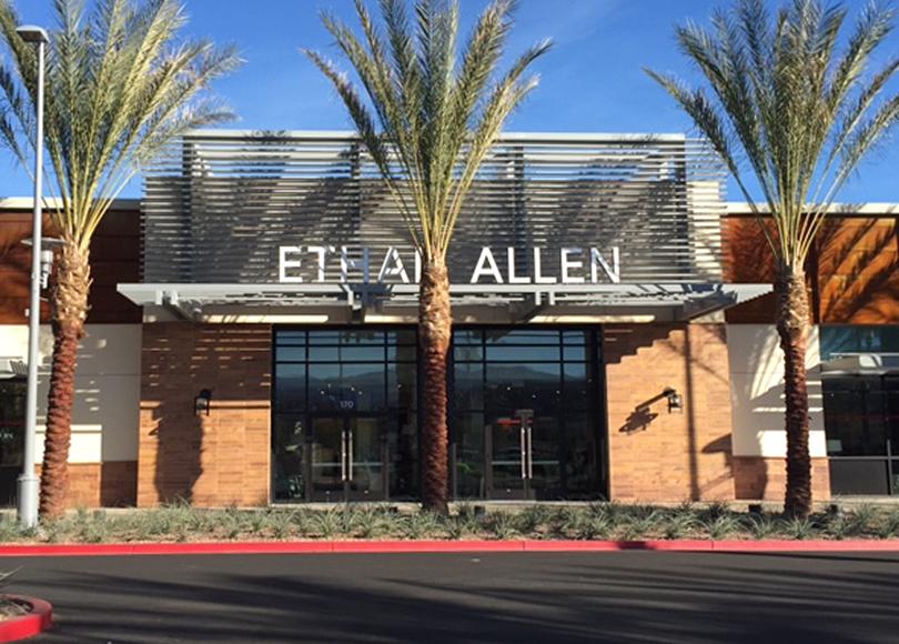 Las Vegas Nv Furniture Store Ethan Allen Ethan Allen