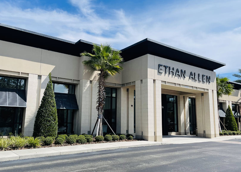 About Our Design Center Shop Ethan Allen's furniture store today in Torrance, CA at West Sepulveda Blvd, Torrance, CA We offer a broad range of furniture and accessories, including quality living room furniture, dining room furniture, bedroom furniture and home décor.