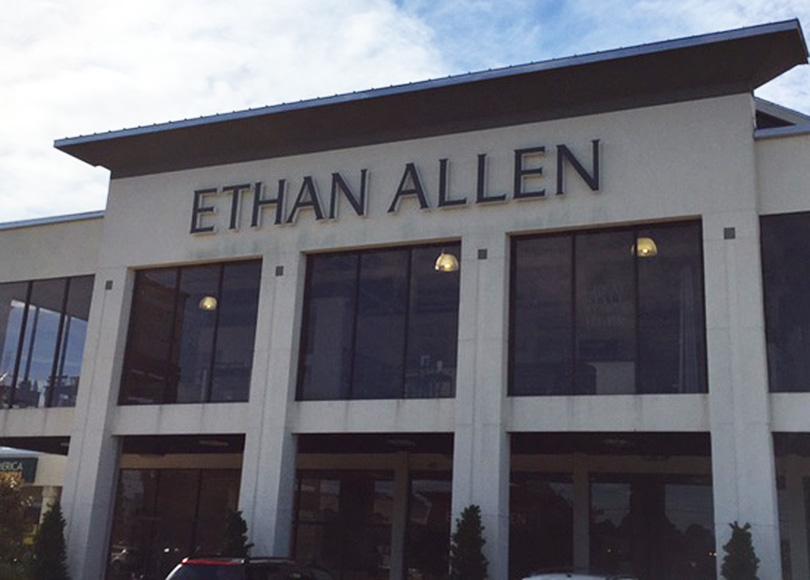 Metairie La Furniture Store Ethan Allen Ethan Allen