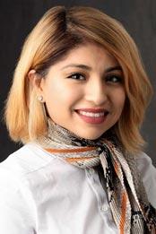 Designer Talia Jimenez